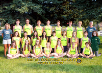WHS Cross Country 2015