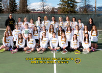 2014 Tennis Girls