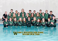 WHS 2016-17 Swimming